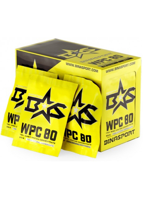 WPC-80 WHEY PROTEIN 33 gr
